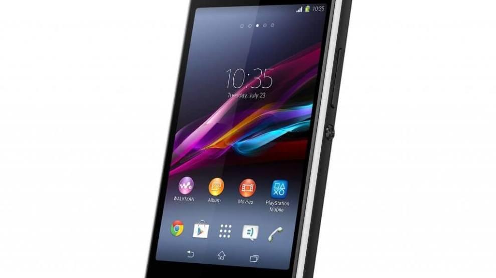 Sony Xperia E1 chega ao Brasil com som potente e TV digital 6