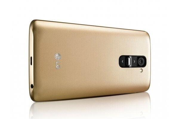 LG G2 dourado chega ao Brasil em breve 3