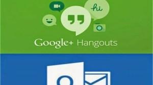 Google lança plugin que permite integração entre Outlook e Hangouts 9