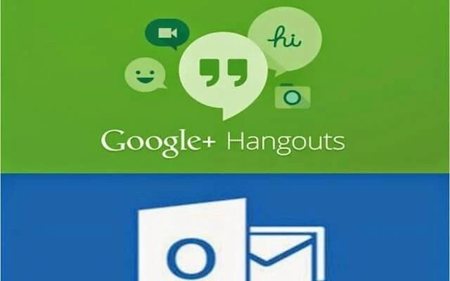 Google lança plugin que permite integração entre Outlook e Hangouts 4