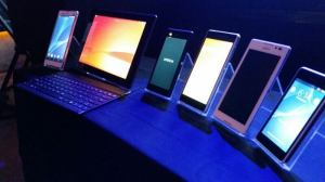 Sony Brasil lança Xperia Z2, Xperia Z2 tablet e smartband