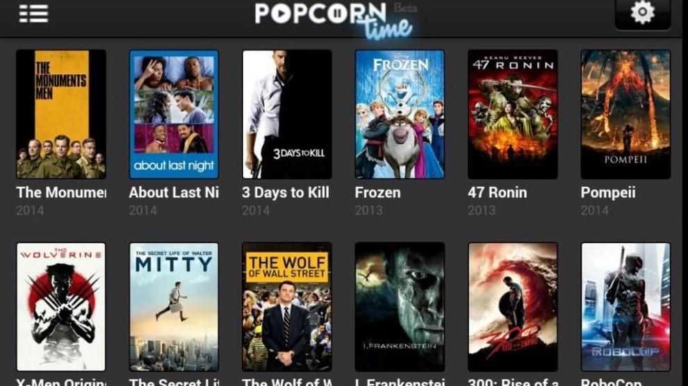 Popcorn Time para Android está de volta ao Google Play 8