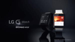 gwatch - Vídeos do LG G Watch e destacam construção de metal e resistência à água