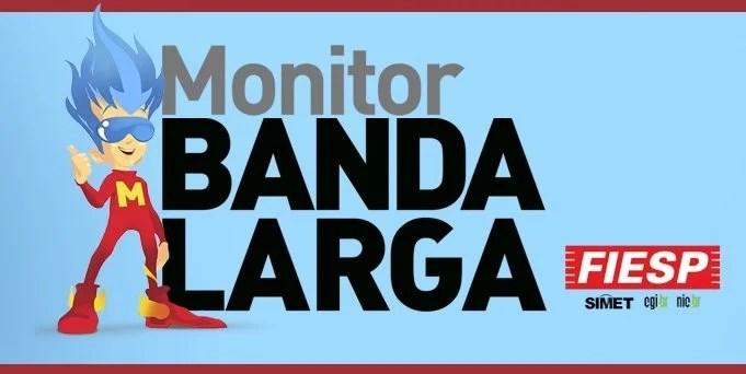 Monitor Banda Larga ajuda a medir velocidade da internet 3