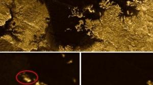 Cientistas ficam intrigados com objeto flutuante em lua de Saturno 13