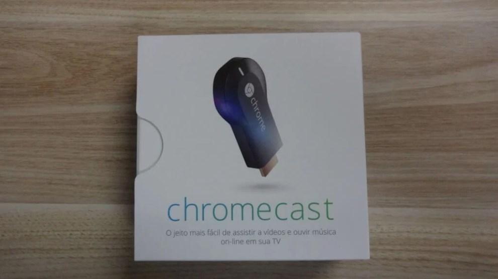 Chromecast chega ao Brasil por R$ 199 8