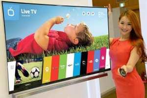 LG WebOS Smart TV