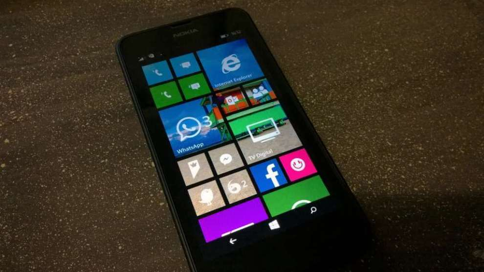 Hands-on: Nokia Lumia 630 5