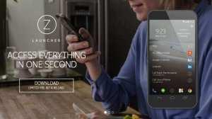 nokia zlauncher app launcher Android showmetech