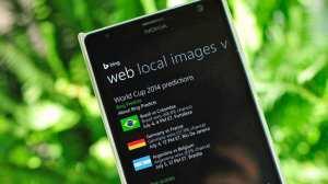 Cortana Copa do Mundo - Alemanha vence a Copa do Mundo segundo previsão do Bing