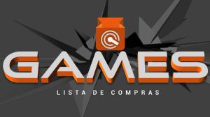 GAMESSMT - Games: lista de compras e descontos #002
