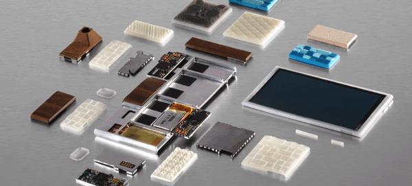 """Google Project Ara - Google escolhe 100 beta-testers para o Project Ara, o """"smartphone-Lego"""""""