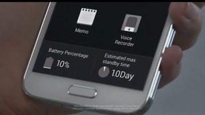 Samsung faz graça com bateria do iPhone em comercial 7