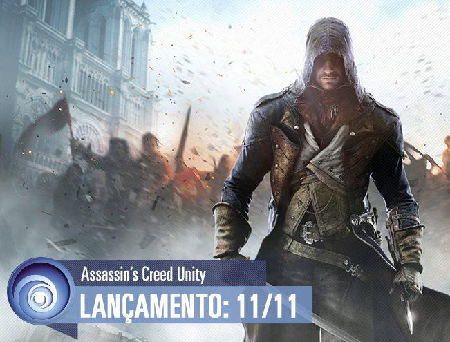 assassins the unity - Lançamento de Assassin's Creed Unity é adiado