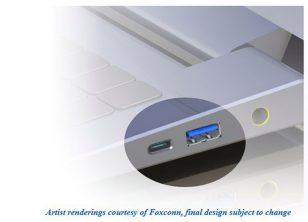 usb tipo c 2 - Novo USB, mais fino e reversível, está pronto para ser usado