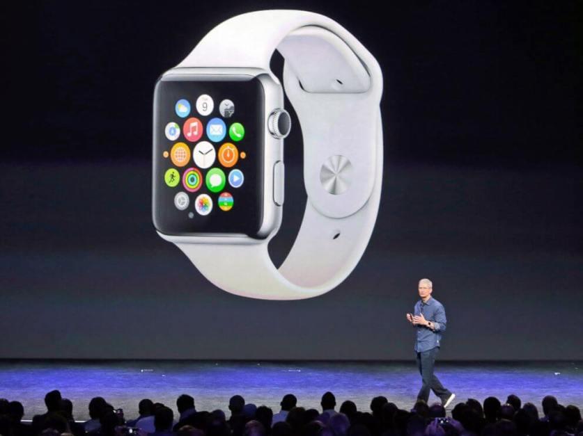 Apple Watch iWatch smartwatch relogio inteligente (3)