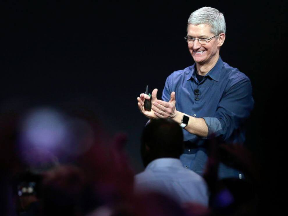 Apple Watch iWatch smartwatch relogio inteligente 4 - Rumor: Apple anunciará novos iPhones e iPad Pro dia 09 de setembro