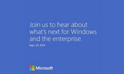 microsoft windows setembro - Novidades do Windows serão apresentadas na próxima semana