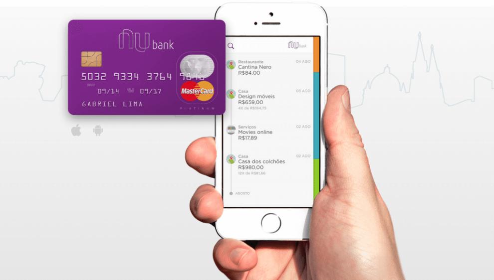 cartao de credito nubank - Testamos: Nubank, o cartão de crédito com suporte Android e iOS