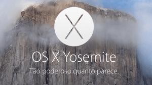Baixe agora o OS X Yosemite; iOS 8.1 ficou para semana que vem 9