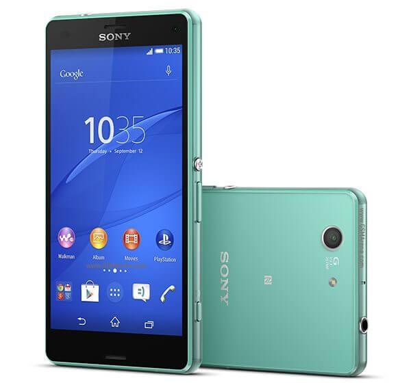 sony xperia z3 compact 1 - Linha Z da Sony Receberá Android 5.0