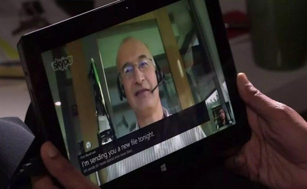 Skype lança tradutor automático para usuários do Windows 8.1 4
