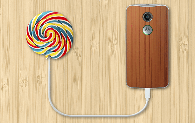 its time to unwrap android l is here - Moto G e Moto X de segunda geração são atualizados para o Android 5.0 Lollipop