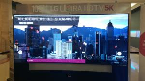 LG ultrapassa o 4K e lança TV Ultra HD 5K no Brasil 9