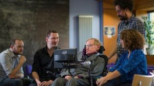Swiftkey ajuda Stephen Hawking a se comunicar 11