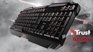Review: Teclado Gamer Iluminado Trust GXT-280 15