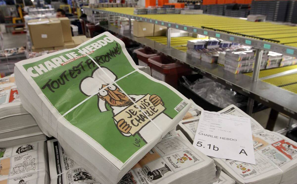 French satire magazine Charlie Hebdo to feature Muhammad pictures