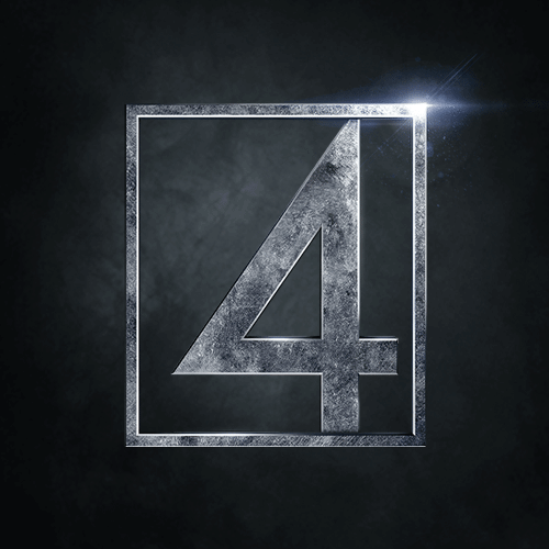 fantastic four logo - Veja o primeiro trailer do Quarteto Fantástico!