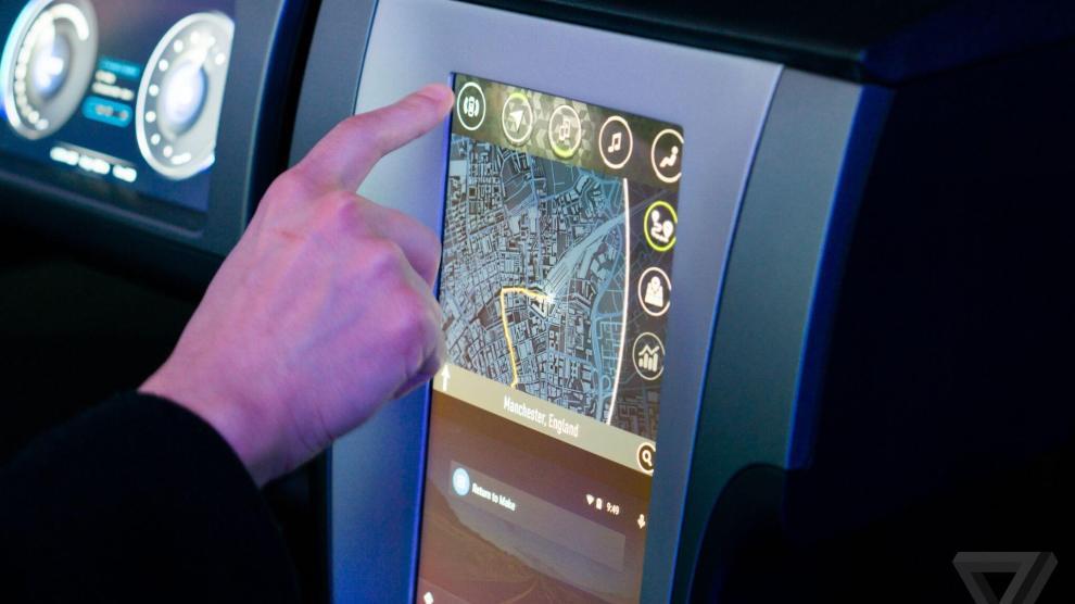 CES 2015: Nvidia mostra sistema de entretenimento informativo Tegra X1 para automóveis 6