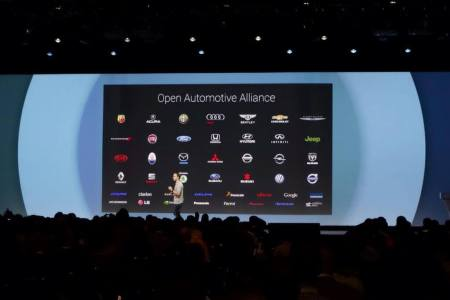 Parrot oaa technologies connectedcars android google io14
