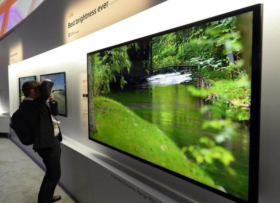 usa consumer electronics show - CES 2015: Evolução dos televisores continua em progresso e tecnologia 4K já tem seus sucessores