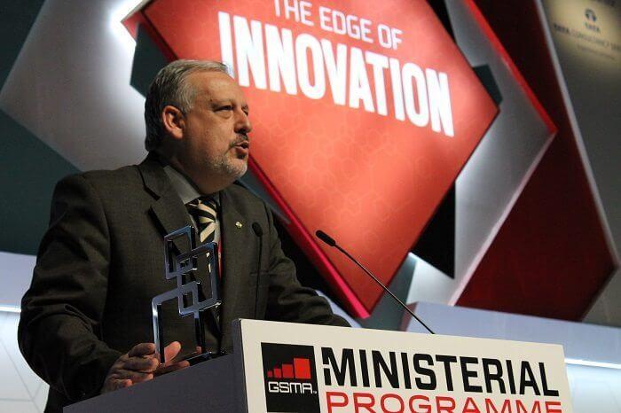 MWC15: Ministério das Comunicações ganha prêmio de liderança governamental 6