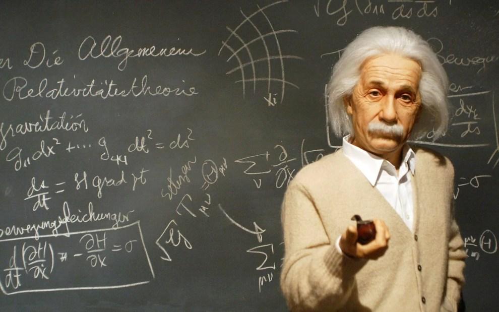 einstein man - Teorias de Einstein poderão ser testadas com novas tecnologias