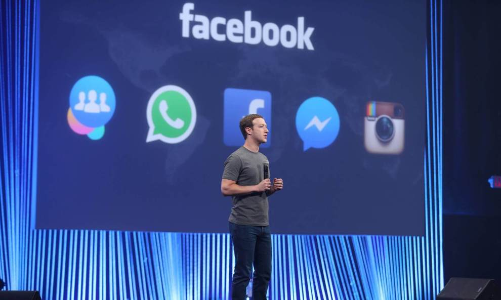 f8 day1keynote - F8 2015: Messenger do Facebook vira plataforma para apps e empresas