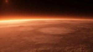 mars atmosphere 720 - Vida em Marte: Gelo seco poderia fornecer energia para as futuras colônias em Marte