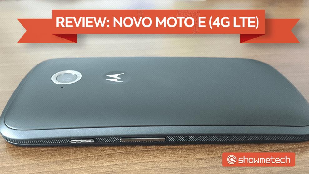 Review: Moto E Segunda Geração com 4G LTE (XT1523) 7