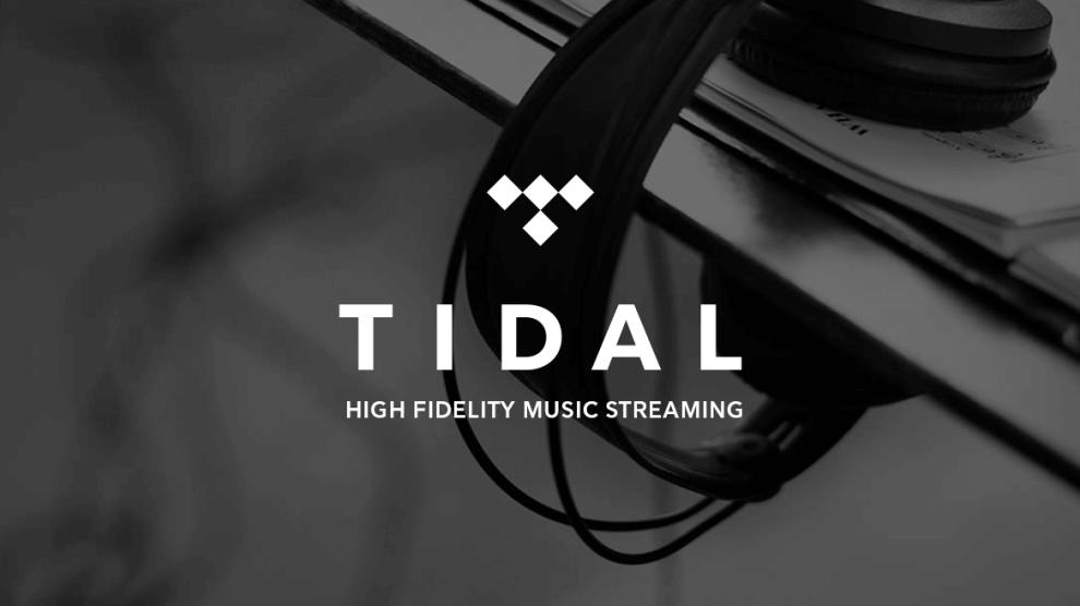 Tidal J-Z serviço de música