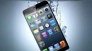 Próximo iPhone deverá ser à prova d'água 8
