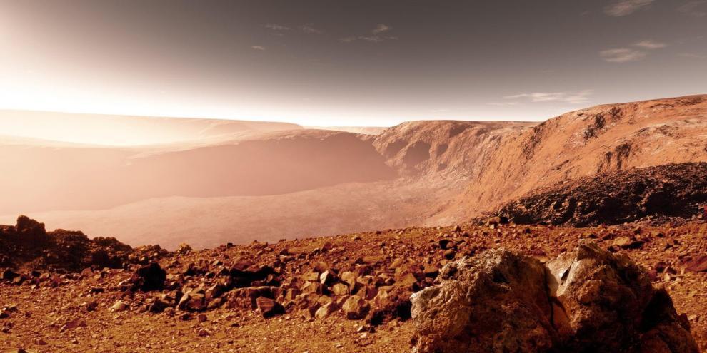 smt mars - Como Marte pode conter o segredo da origem da vida na Terra