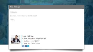 Tutorial: Aprenda a criar assinaturas de e-mails com o WiseStamp 8
