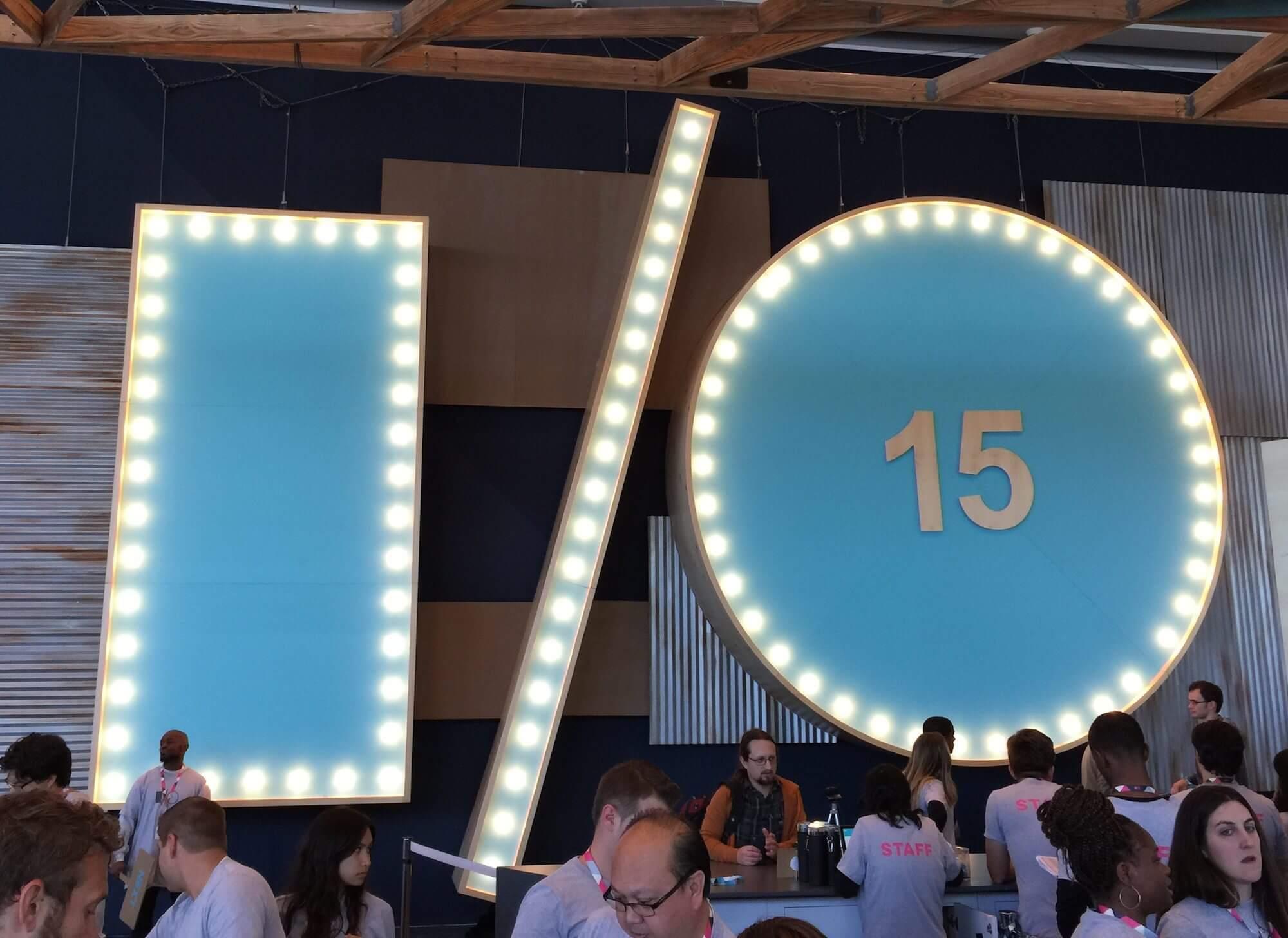 google i o 20151 - Google I/O 2015: Acompanhe o nosso liveblog (Ao vivo)
