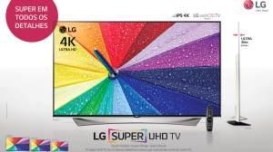 Hiper-realidade? LG lança TV Super Ultra HD no Brasil 11