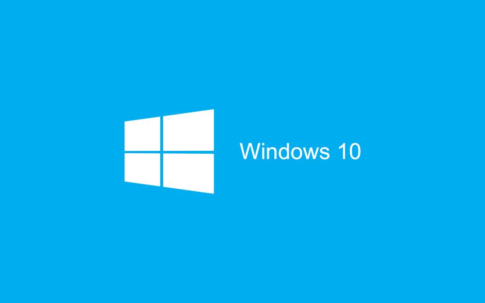 blue wallpaper windows 10 hd 2880x1800 - Dica: ganhe mais espaço no Windows 10