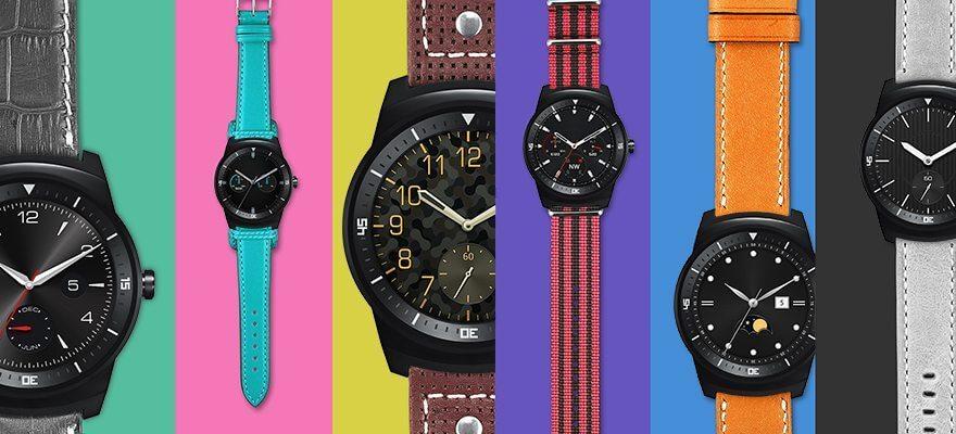feature smart watch custimize - LG G Watch R: confira o review do relógio inteligente da LG