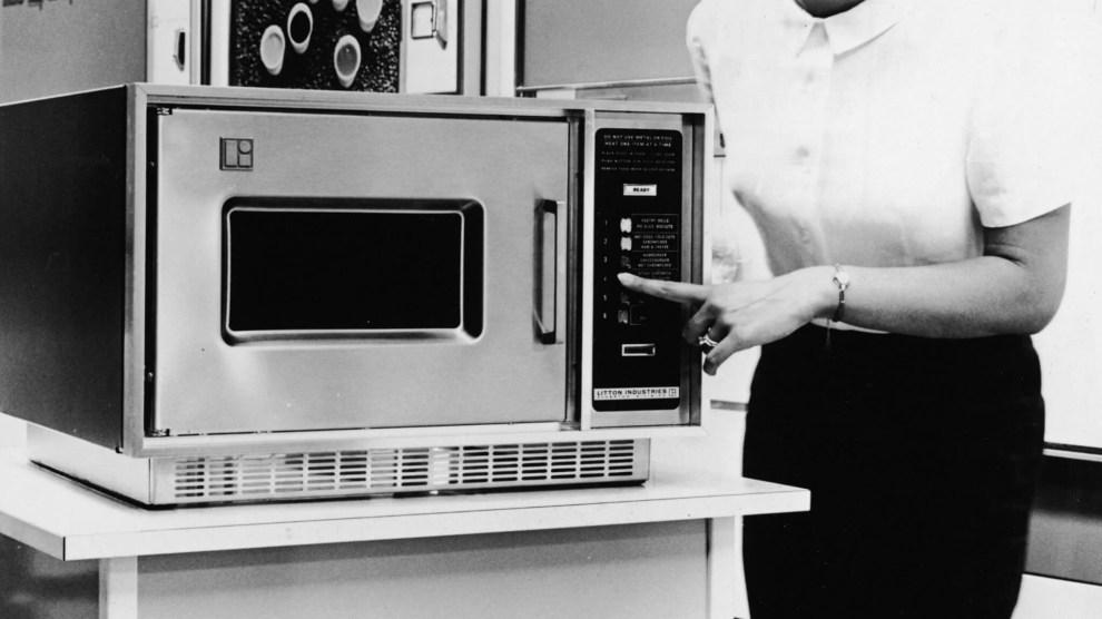 Microondas pode ganhar sua maior atualização em 50 anos 6