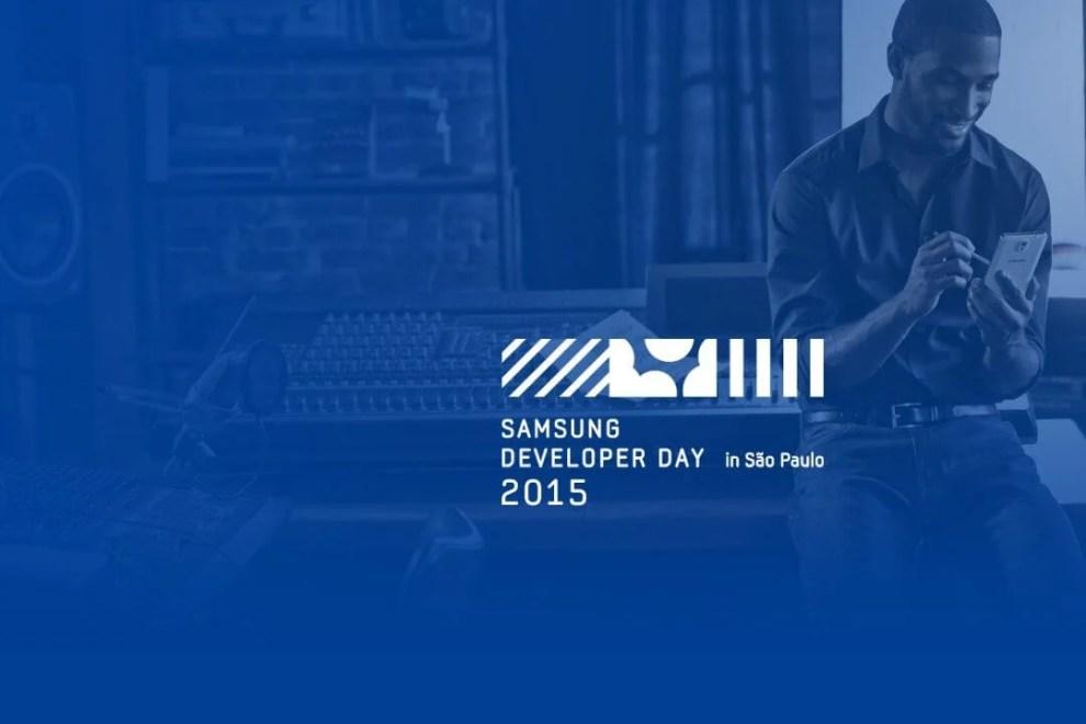 smt samasungdd capa2 - Samsung Developers Day 2015: Confira as principais atrações do evento